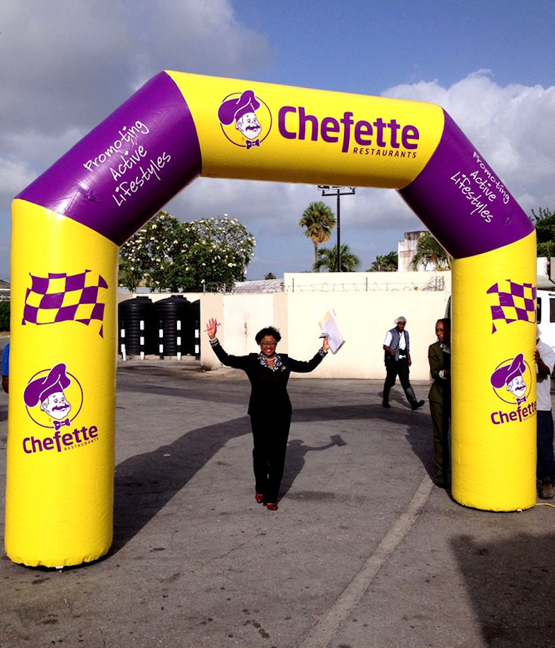 chefette stand