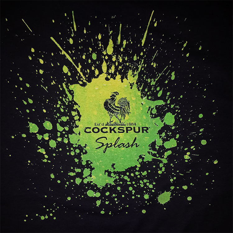 cockspur-splash